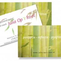 Julia's new brand identity